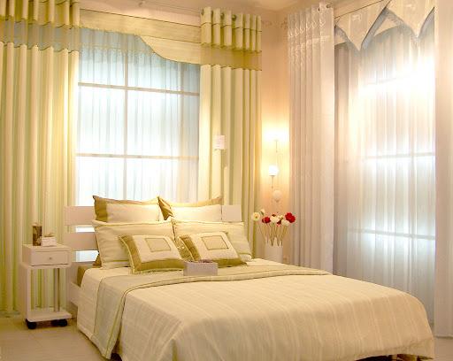 Cần lưu ý gì khi lựa chọn rèm phòng ngủ?